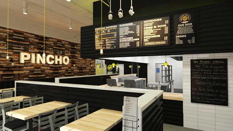 Interior_Design_Fast_Food_Dining_Room