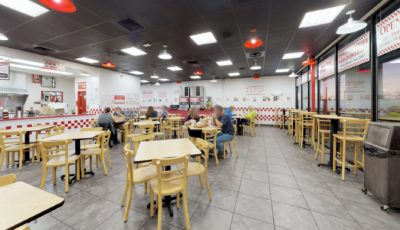 Five Guys Burgers and Fries_ Cleveland, TN (124 Stuart Rd. NE) 3D Model