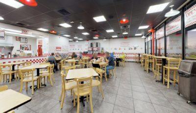 Five Guys Burgers and Fries_ Cleveland, TN (124 Stuart Rd. NE) 3D Model