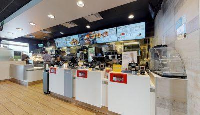 McDonald's – Waukegan, IL – 120288/3694 3D Model