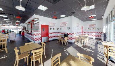 Five Guys Burgers and Fries_ Dalton, GA (1303 W. Walnut Ave.) 3D Model