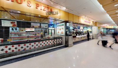 McDonald's – Ohare Terminal 3 (H&K) – 122126 3D Model
