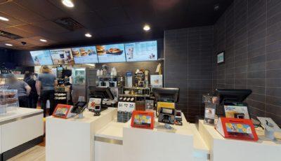 McDonald's _ Hudsonville, MI – 210482/NSN 10055 3D Model