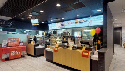 McDonald's – Lisle, IL -120226/ NSN 3199 3D Model
