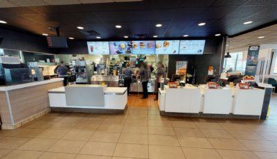 McDonald's – Davenport, IA – 140100/NSN 10279 3D Model