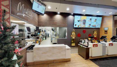 McDonald's – Platteville, WI – 481012/ NSN 35476 3D Model