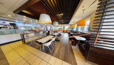 McDonalds – Addison IL North Ave 3D Model
