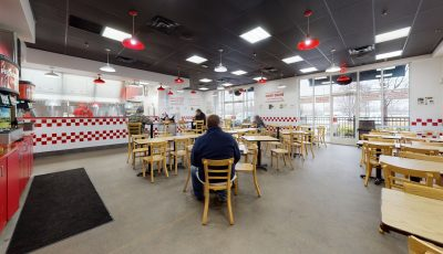 FIVE GUYS – MT JULIET, TN 3D Model