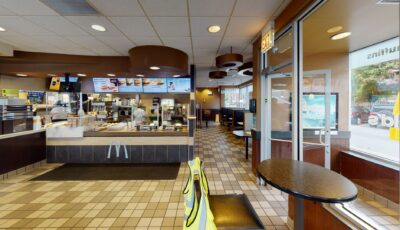 McDonald's – Chicago, IL (95th St) – 121885 3D Model